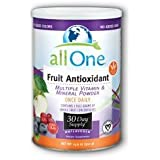 All One Nutritech - Fruit Antioxidant Multivitamines et Mineraux en poudre - 450 gr