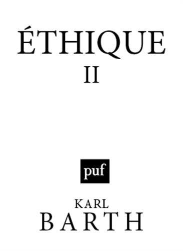 Éthique, tome 2