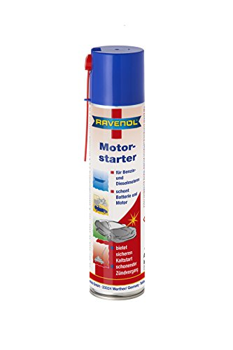 RAVENOL Motorstarter-Spray ,400 ML