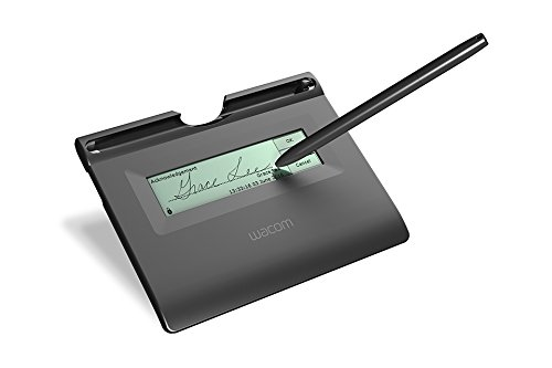 Wacom STU-300B Signature Set, Include Tavoletta con Penna e Software Sign Pro PDF