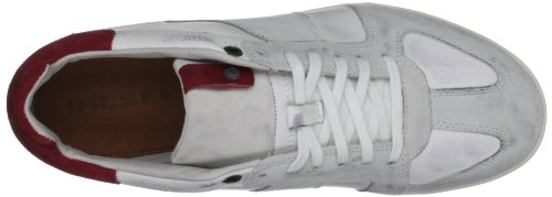 Diesel Happy Hours Chill Out, Baskets mode homme Blanc-TR-I2-6