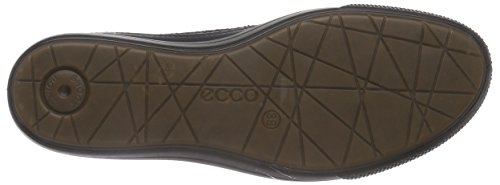 ECCO Dress Sneaker, Scarpe Stringate Basse Derby Donna Nero(Black/Black 51707)