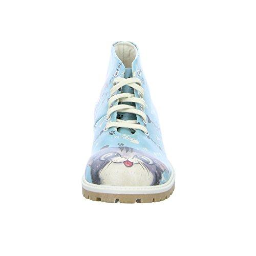 Dogo Short Boots - Fishbone Lover 36 - 3