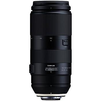 Tamron A035N 100-400mm F/4.5-6.3 Di VC USD Lens for Nikon DSLR Camera (Black)