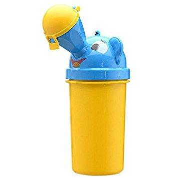 Mignon Bébé Fille Garçon Voyage Portable Urinoir Voiture WC enfants Vehicular Pot GDRAVEN