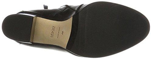 HUGO Damen Margo 10199300 01 Stiefel Schwarz (Black)
