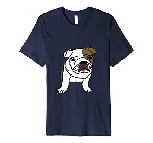 Bulldog T-Shirt Puppy Dog Pet Rescue Foster Love
