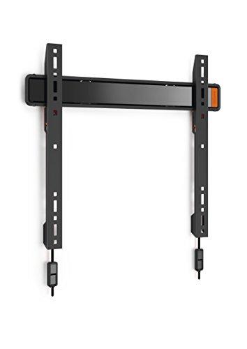 Vogel's WALL 2205 TV-Wandhalterung für 81-140 cm (32-55 Zoll) Fernseher, starr, max. 50 kg, Vesa max. 400 x 400 mm, schwarz (Tcl-hdtv 55)