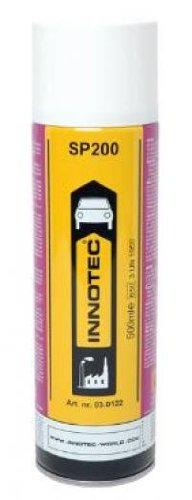 Innotec SP200 Silikon-Sprühfett Kontaktspray / Kunststoff Gummi-Pflege / elektrisch isolierend / 500ml Spraydose