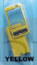 Neue Ersatz Fascia Abdeckung vorne und hinten Gehäuse Yellow für NOKIA N95 8GB Handy (Gelb) -