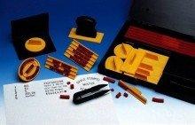 Wedo 66416 - Juego de tipografía