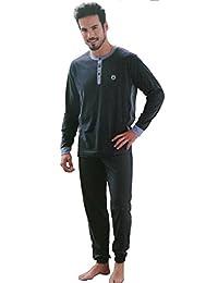 pijama caballero Massana con tapeta talla l (p661302)