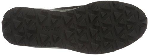 Legero - Marano, Stivali a metà gamba con imbottitura pesante Donna Nero (Nero (Nero 00))