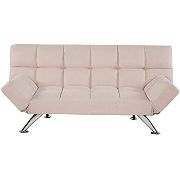 Miavilla Schlafsofa New York - 2-Sitzer Sofa - Schlafcouch ...