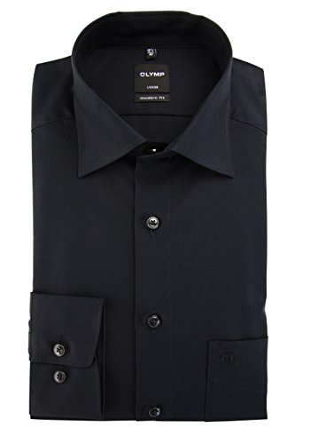 "Chemise moderne ""Modern Fit"" à manches extra longues 99 schwarz"
