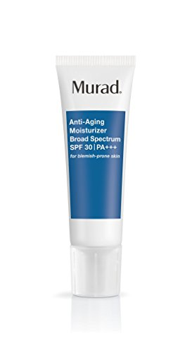 Murad Anti Aging Moisturizer SPF30 PA+++ - For Blemish-Prone Skin 50ml