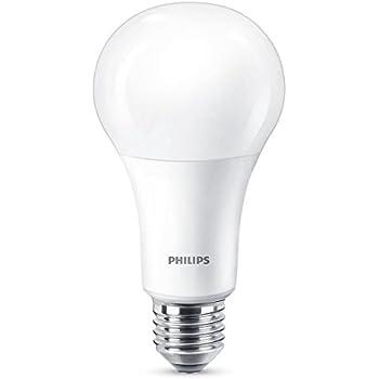Philips LED Lam, Bombilla E27, 13.5 W, 100 W, Blanco