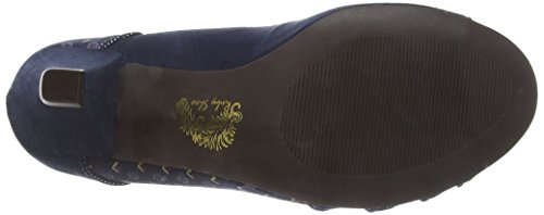Ruby Shoo Maggie, Court shoes - femme Bleu (Bleu)