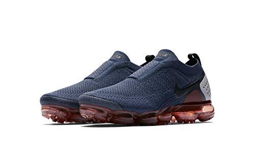promo code 4a58f b0093 Nike Air Vapormax FK Moc 2, Zapatillas de Gimnasia para Hombre, Azul  (Thunder