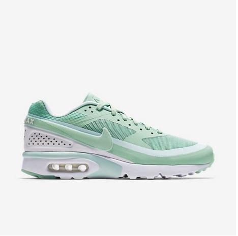 Nike Air Max BW Ultra, Herren Sneakers, grün - Verde (Enamel Green/Enml Grn-Fbrglss) - Größe: 41 (Max-verde-grün)
