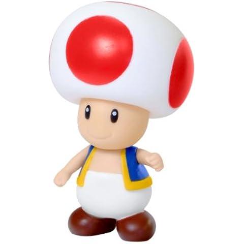Super Mario Series 2 - Figura de Toad (12 cm)