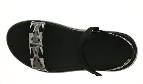 Teva Terra-float Nova W's, Sandales de sport femme Noir - Noir (513)