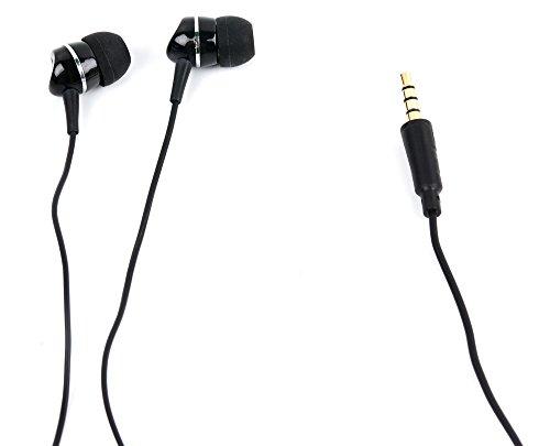 Für Ihr Philips DVT6000 Digitales Diktiergerät mit 3 Mic Auto Zoom+, Bewegungssensor | Digital Audiorekorder | Aufnahmegerät | Sprachaufnahme mit LCD-Bildschirm MP3 Player: Hochwertige DuraGadget in-ear Stereo Kopfhörer | Headphones