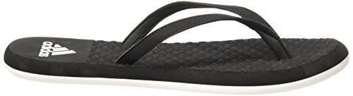 adidas Eezay Flip Flop, Infradito Donna Multicolore (Core Black/footwear White/core Black 0)