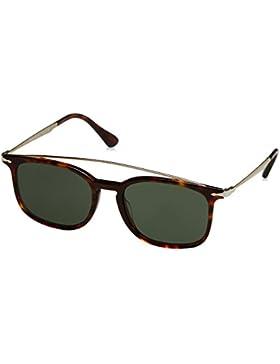 Persol 3173, Gafas de Sol Unisex-Adulto, Havana 24/31, 54