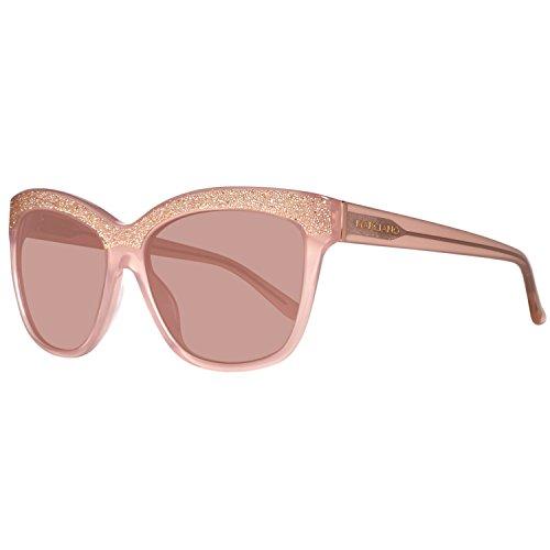 Guess MARCIANO Damen GM0729-5774F Sonnenbrille, Weiß (Pearl), 57