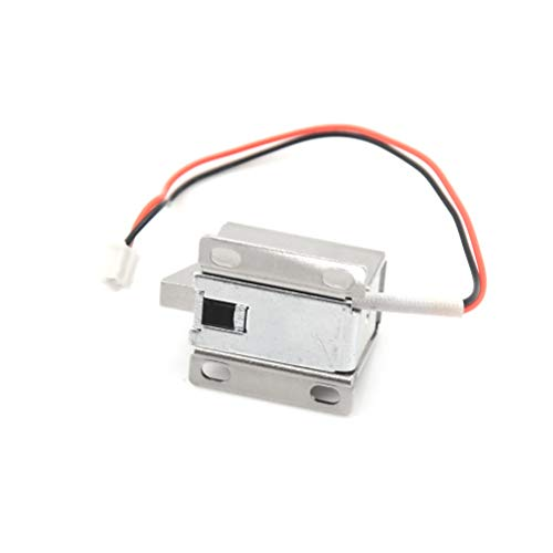 Control Door - 12v 0.43a Electronic Lock Catch Door Gate Electric Release Assembly Solenoid Access Control - Odyssey Kicker Yamaha Glass Pinch Jumper Mercury 2002 Transmission Winch Repair Craft (Assembly Door Lock)