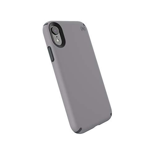 f1ed222d770 Speck Presidio Pro Funda Protectora para iPhone XR - Gris Claro/Gris Pizarra