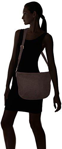 Timberland Women s Tb0m5227 Cross-Body Bag  Brown  Black Coffee 544   6 5x29x35 cm  W x H x L