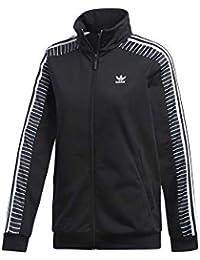 buy online 38b51 fc540 Adidas Originals, Felpa Donna, Black, 44