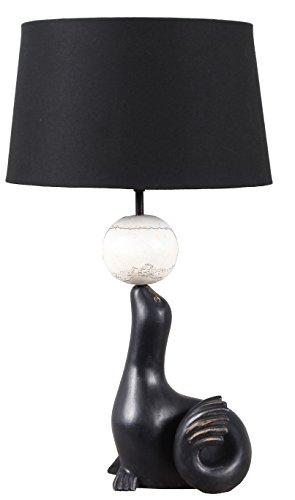 lampada-da-tavolo-foca-con-palla-nero-paralume-struttura-in-ferro-e-legno