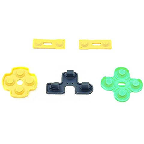 Feicuan Replacement Parts A Set Of Key Pads Button Pads