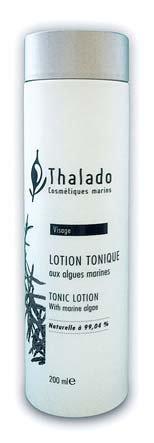 Lotion Tonique Aux Algues Marines