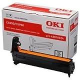OKI 43870024 C5850, C5950 Trommel 20.000 Seiten, schwarz