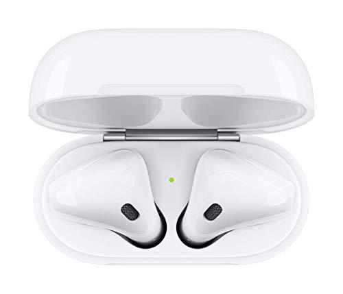 Apple AirPods con custodia diricarica (Ultimo Modello)