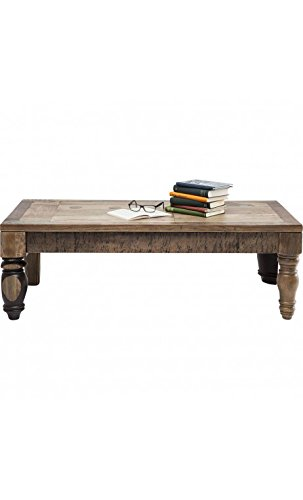Table basse en bois Duld Range 120x60 cm Kare Design