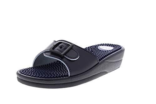 Scholl - Sandalias de vestir para mujer azul azul 38
