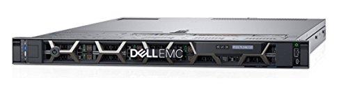 Dell PowerEdge R640 (W6J4H) Server-System, schwarz,