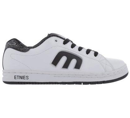 Etnies Callicut SMU - Scarpe da skate da uomo, (bianco - nero), 40 EU