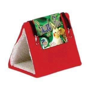 Snuggle Hut Cloth Bird Bed - Small 7