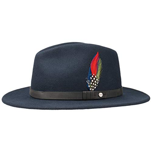 Stetson Sombrero de Lana Yutan by fieltrosombrero Hombre (M (56-57 cm) 523ed2964f86