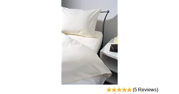 """4ft 6/"""" DOUBLE BED Size LUXURY 100/% cotton CREAM JERSEY fitted sheet NEW!"""