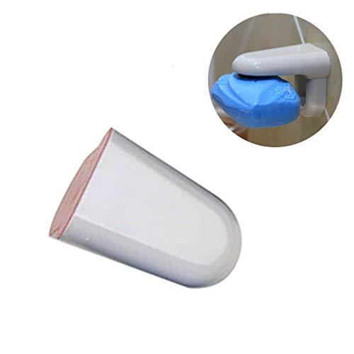 Yvelands portasapone magnetico per evitare che il dispenser antiruggine(beige)
