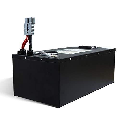 WSHZ Kfz-Batterie-Ladegerät, 12 V 400 Ah, Solarbatterie-Ladegerät, Ladegerät, für Wohnmobil, Wohnwagen, Boot oder jedes System, 24V260AH