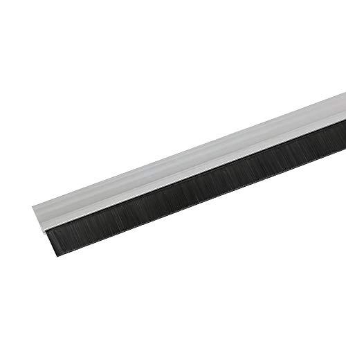 Toolerando Burlete aluminio puertas terminación cepillo/Sellado