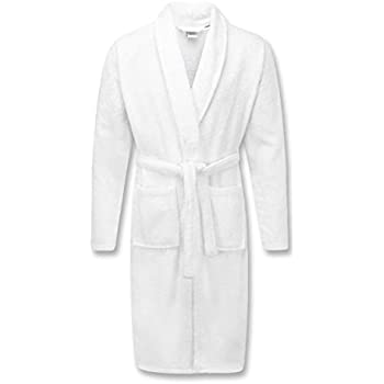 100/% Egyptian Cotton and Super Soft Unisex Kids Girls Boys Hooded Bathrobes Dressing Gowns Age 8-14 by A /& B Traders /®